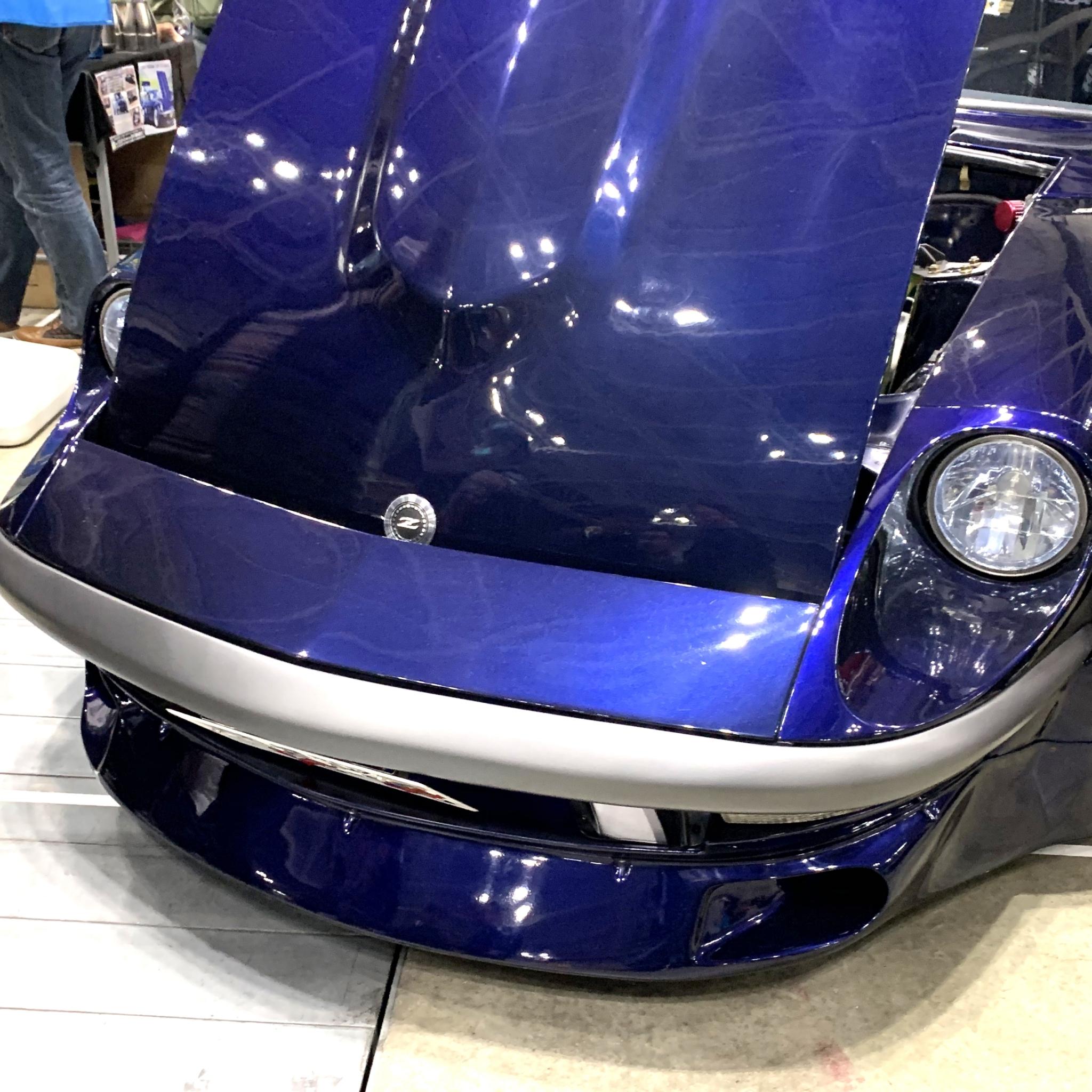 日産・フェアレディZ・S30