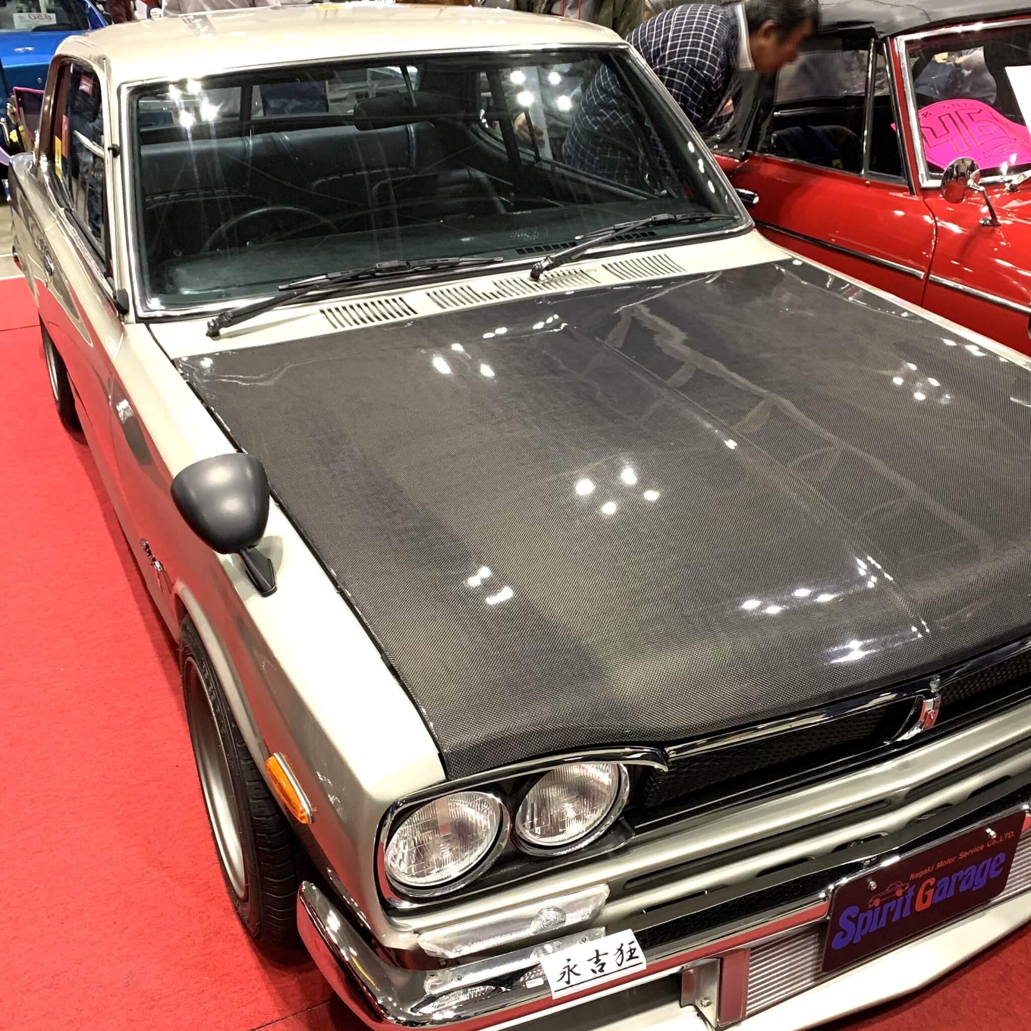 日産・スカイライン・GT-R