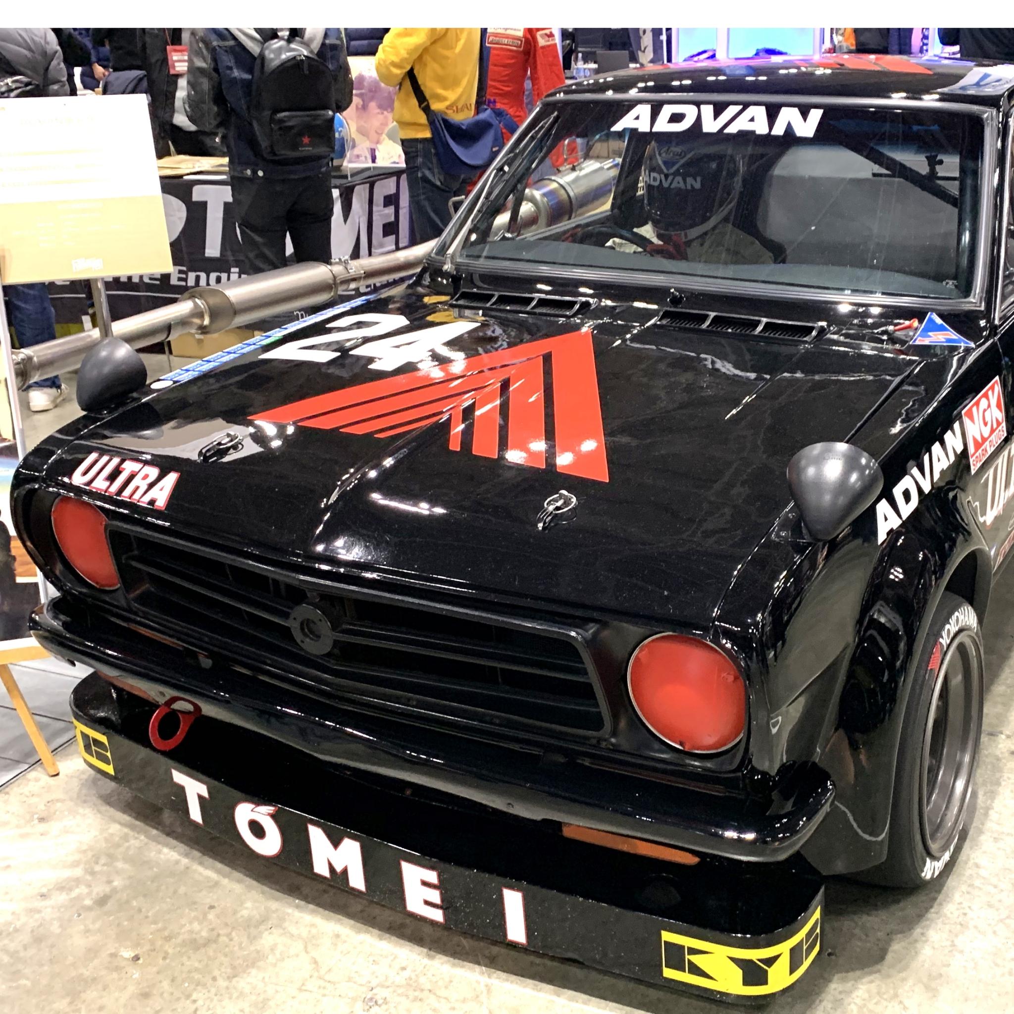 日産・サニー・B110