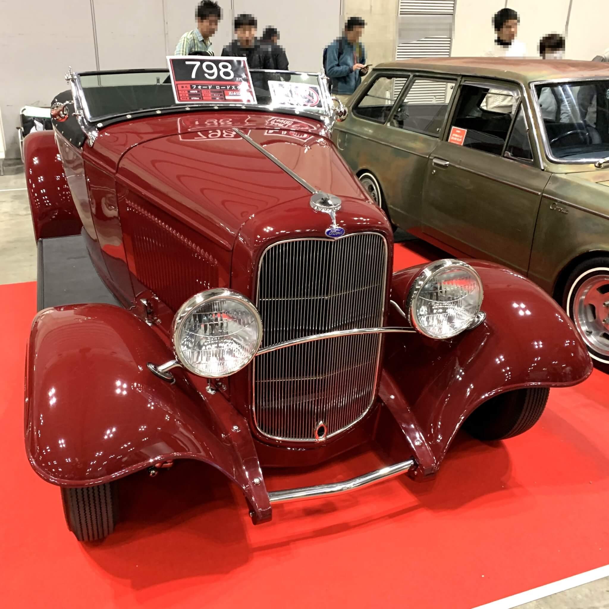 1932・フォード・ロードスター